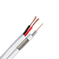 Cable Siames, Coaxial